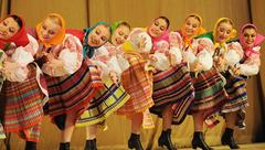 Беларускія народныя танцы